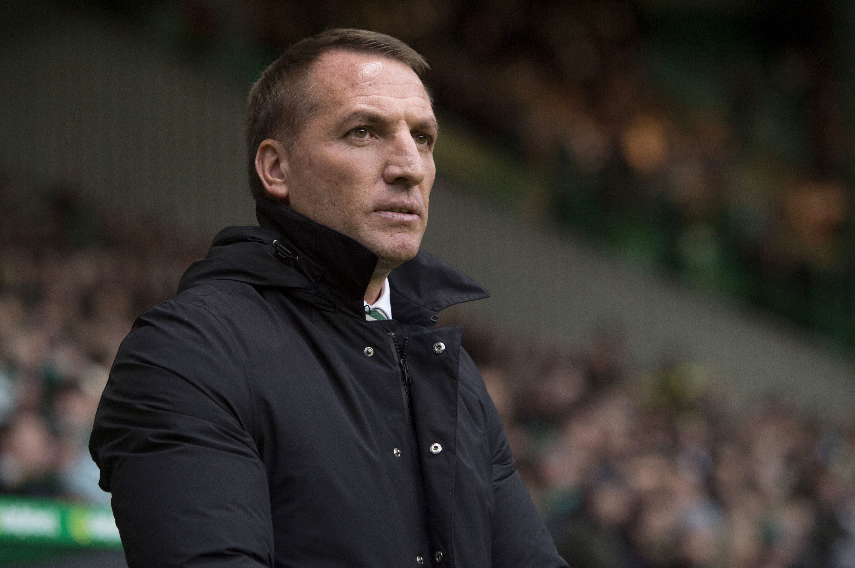 Celtic manager Brendan Rodgers (SNS)