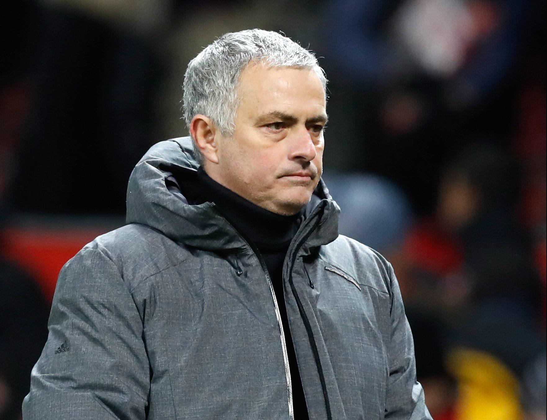 Manchester United manager Jose Mourinho. (Martin Rickett/PA Wire)