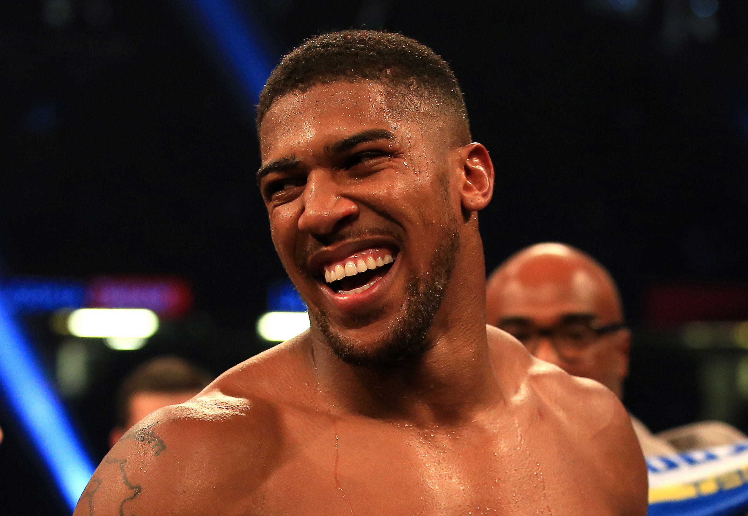 Anthony Joshua (Nick Potts/PA Wire)