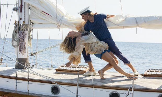 Mamma Mia, Here We Go Again! (Universal Pictures International)