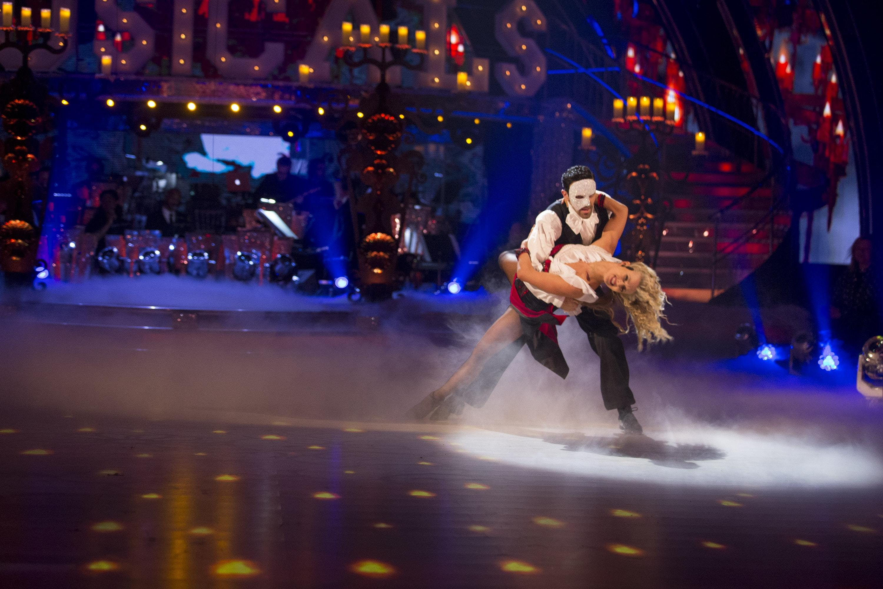 The line-up has been confirmed for Strictly Come Dancing live tour (Guy Levy/BBC)