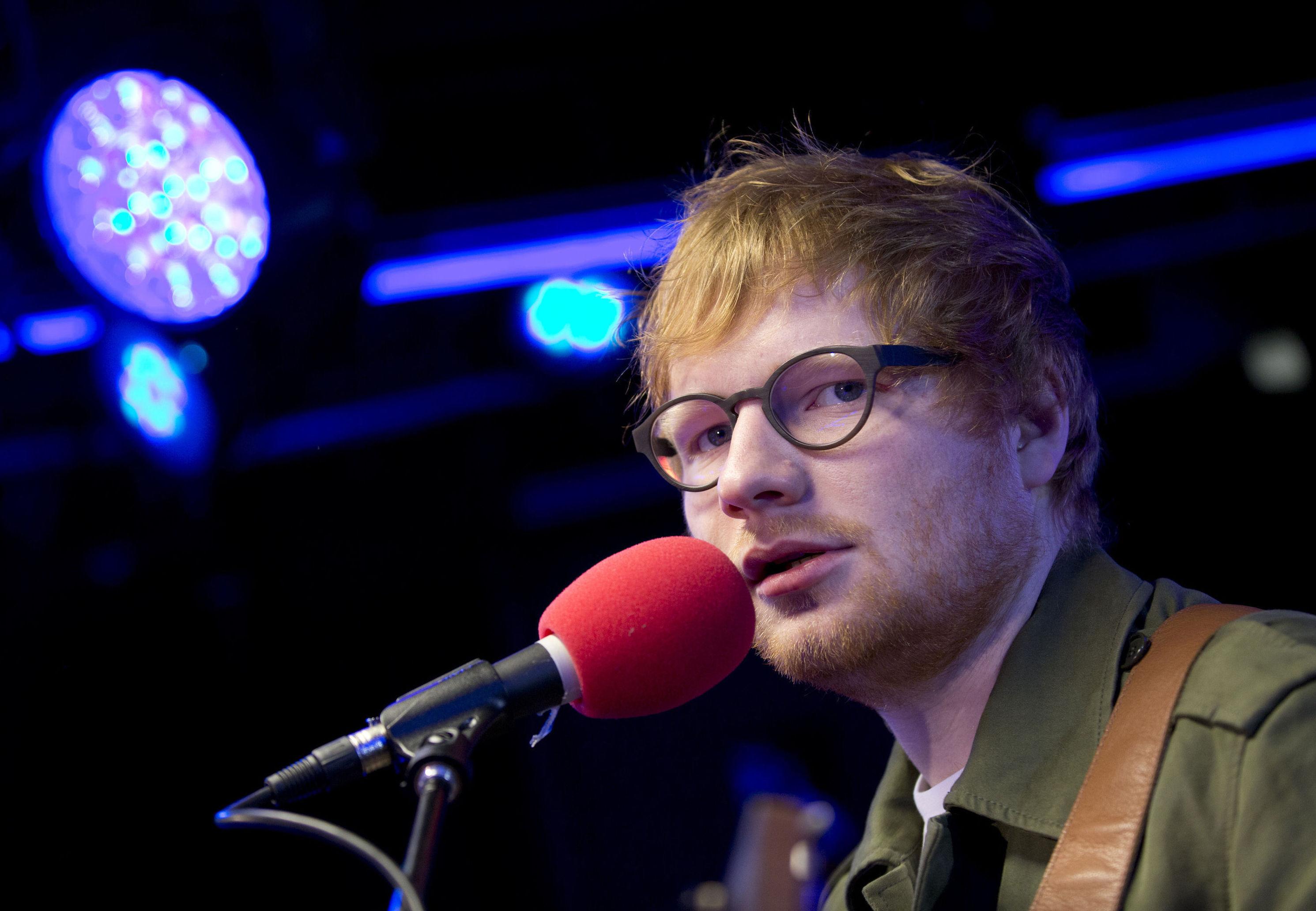Ed Sheeran (Isabel Infantes/PA)