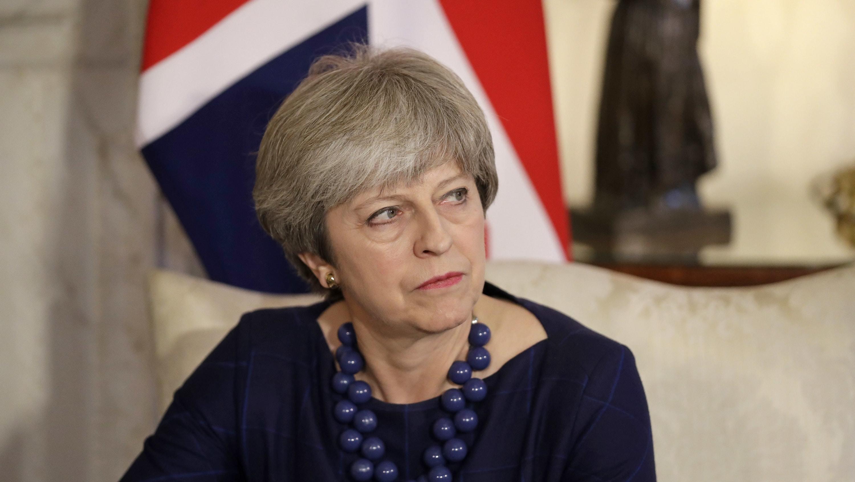 Theresa May's official spokesman declined to discuss the details (Matt Dunham/PA)