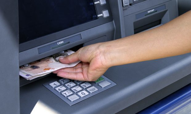Consumer group Which? said it is concerned that a row over the funding of the ATM network could lead to widespread closures of cash machines (iStock)