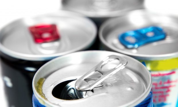 Energy drink cans (iStock)