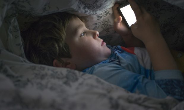 88% of parents admitted there are potential risks to children found in cyberspace (iStock)