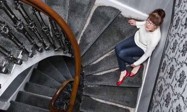 Ann Atkinson from Muirkirk Ayrshire (Jamie Williamson)