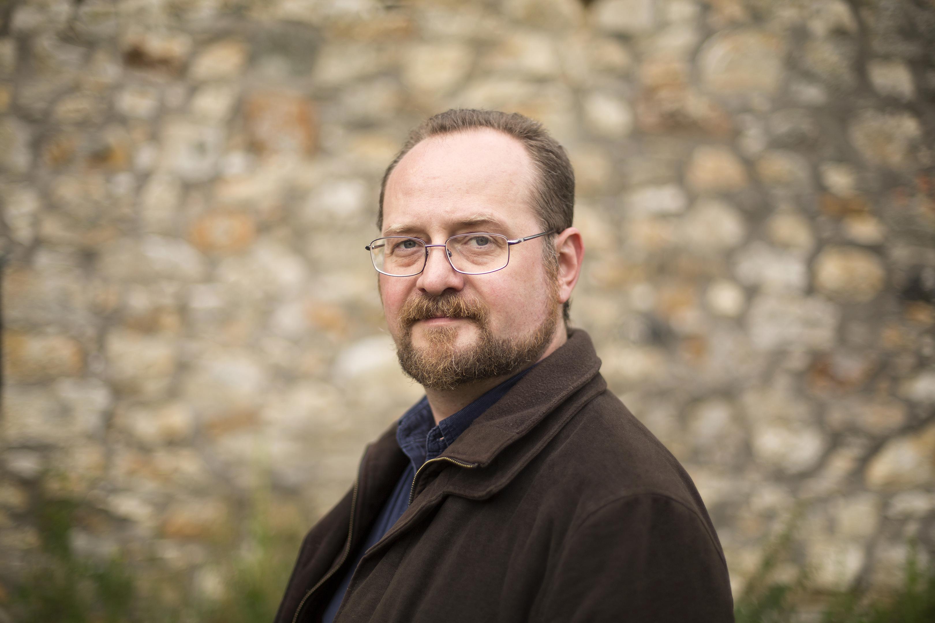 Stuart MacBride (Mark Mainz)