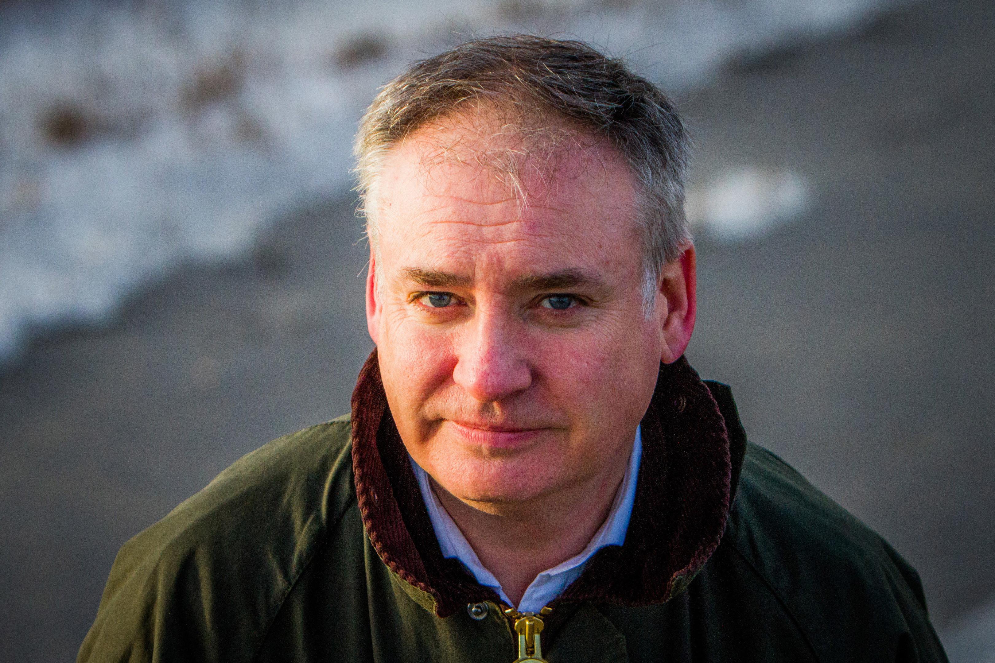Richard Lochhead (Steve MacDougall / DC Thomson)