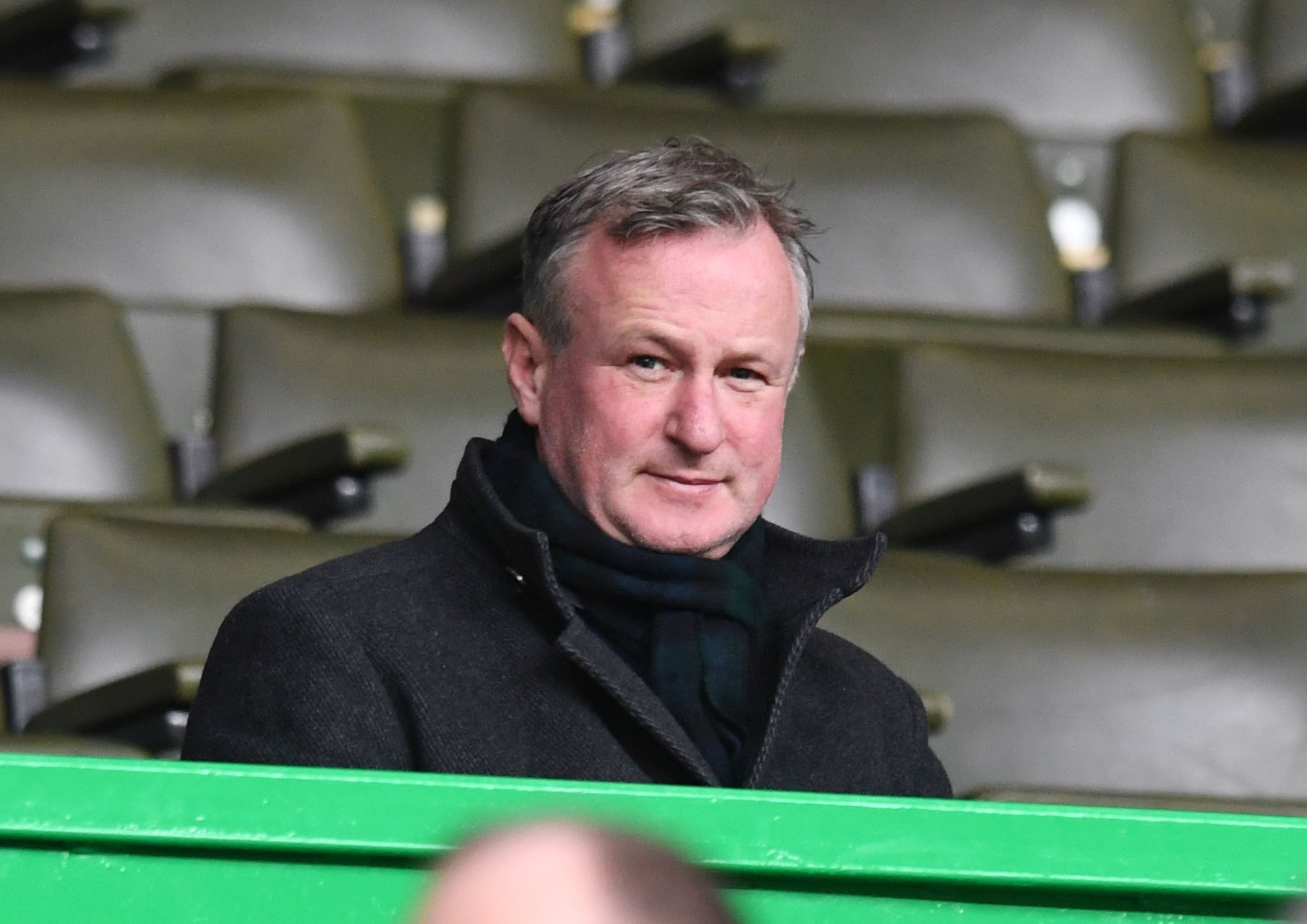Northern Ireland manager Michael O'Neill (SNS Group)