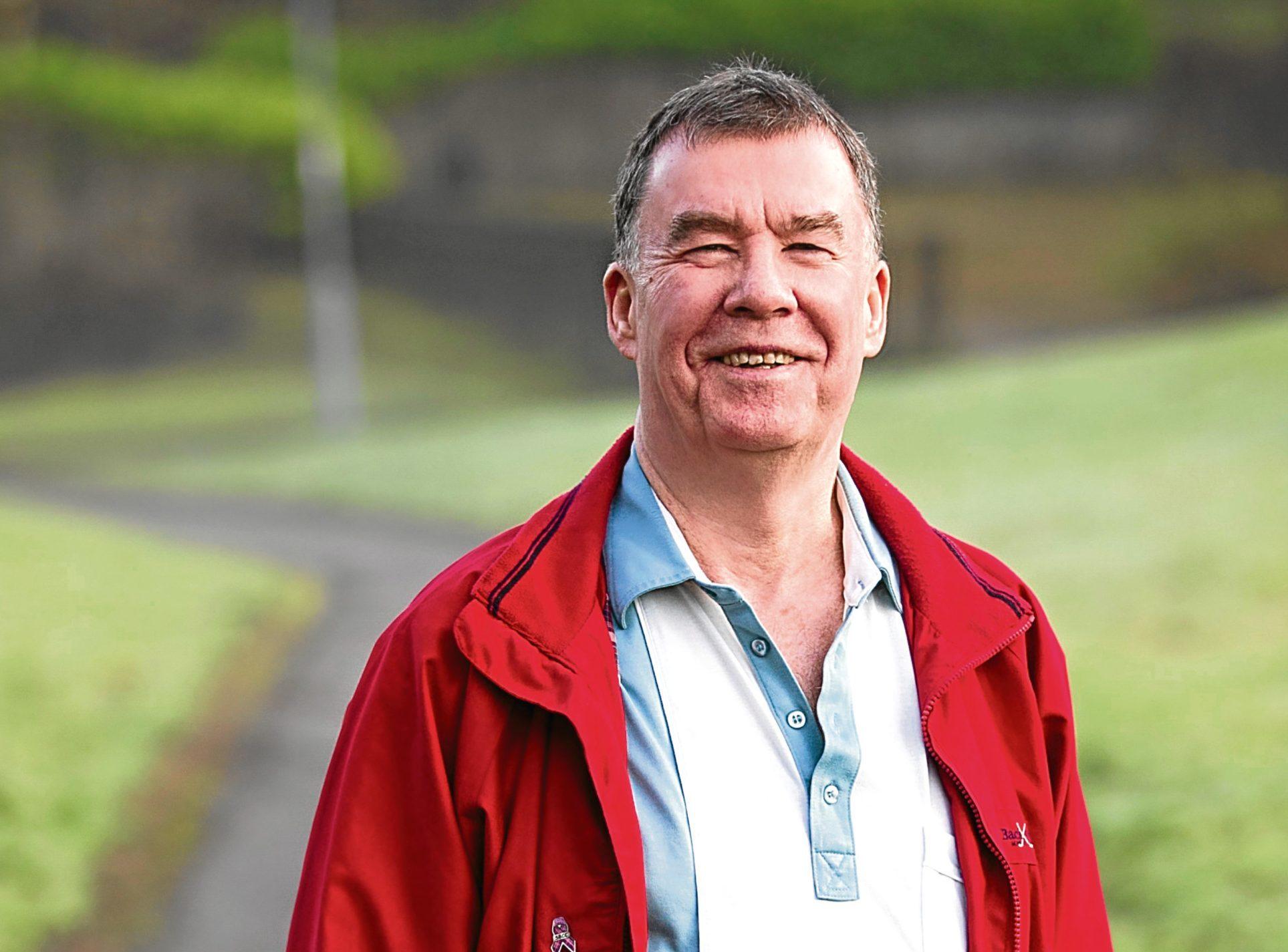 Ian Gray (Andrew Cawley/DC Thomson)