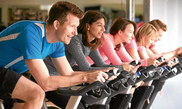 Many people sign up for gyms in January (Getty Images/iStock)