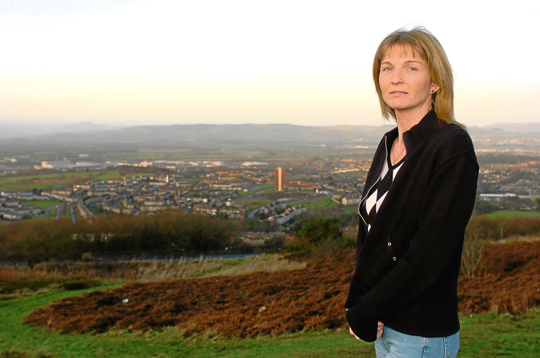 Liz Hislop (Henry McInnes/Sunday Mail)