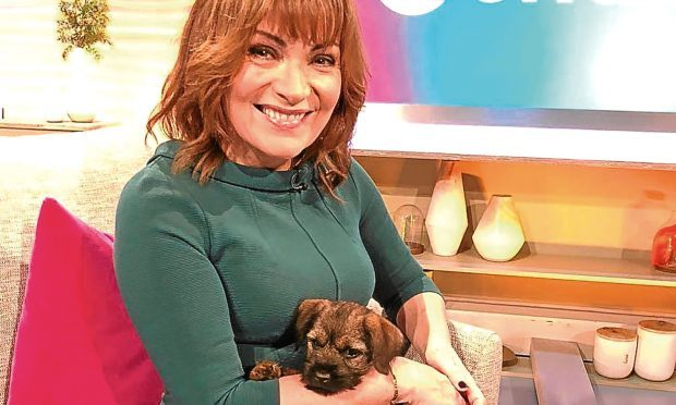 Lorraine Kelly Archives Sunday Post