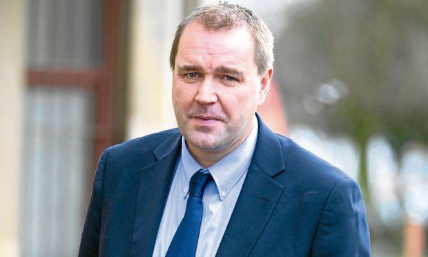 Labour MSP Neil Findlay (Chris Austin, DC Thomson)
