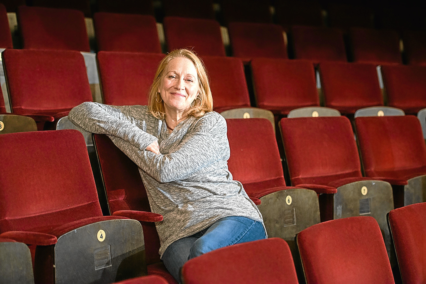 Deirdre Davis stars in Bold Girls at The Citizens Theatre (Tim Morozzo Photography)