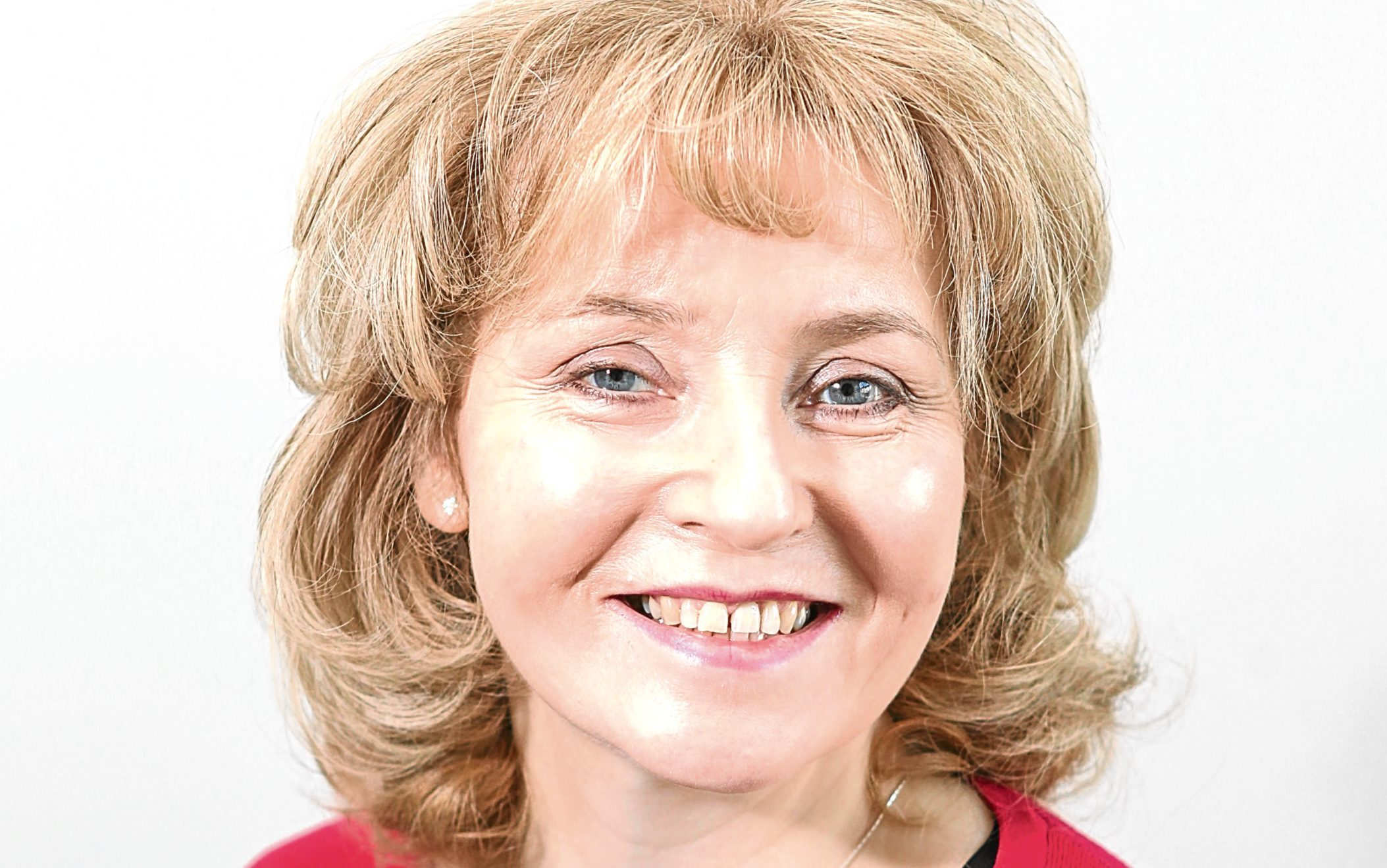 Sunday Post reporter Janet Boyle