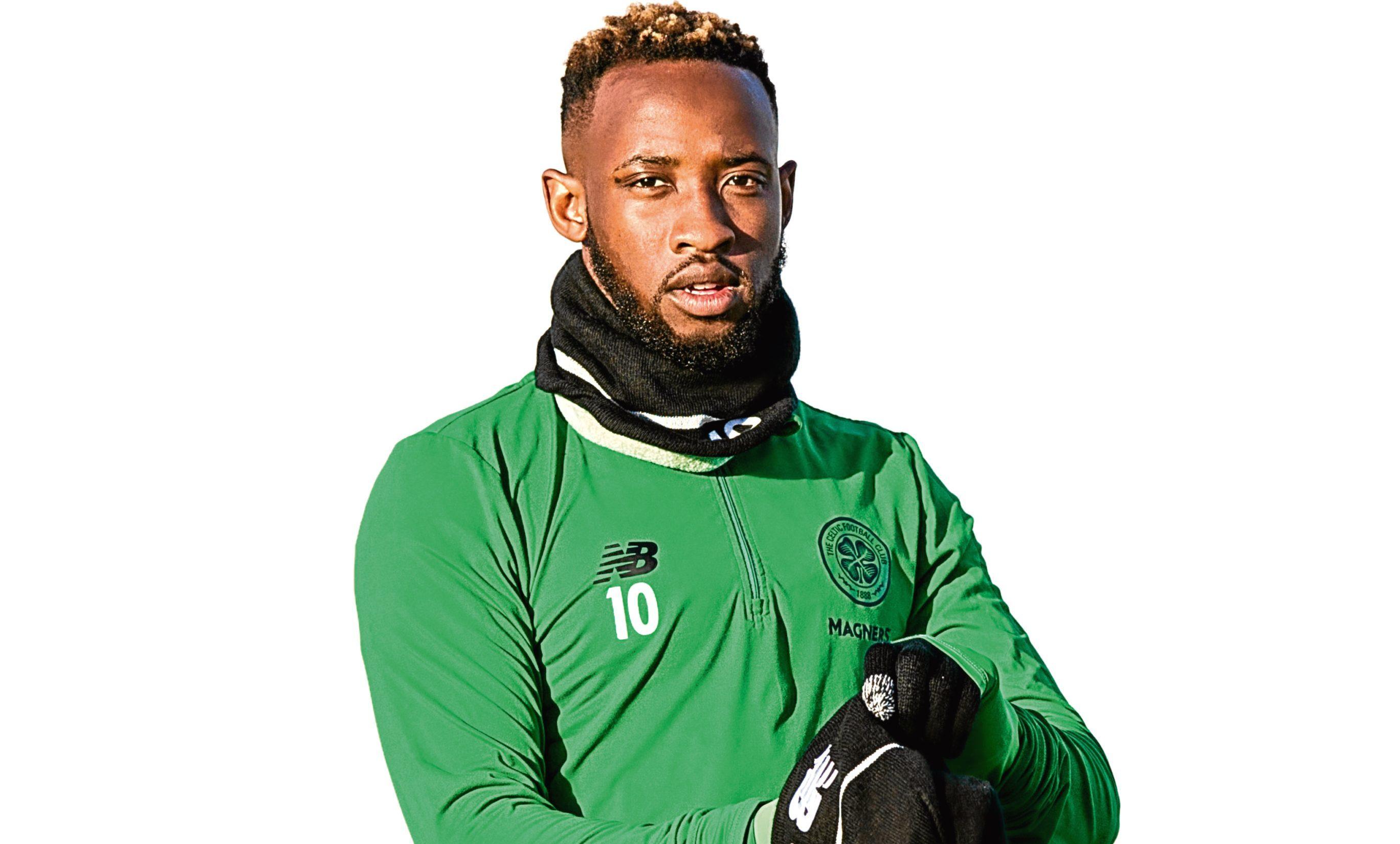 Celtic's Moussa Dembele (SNS Group)