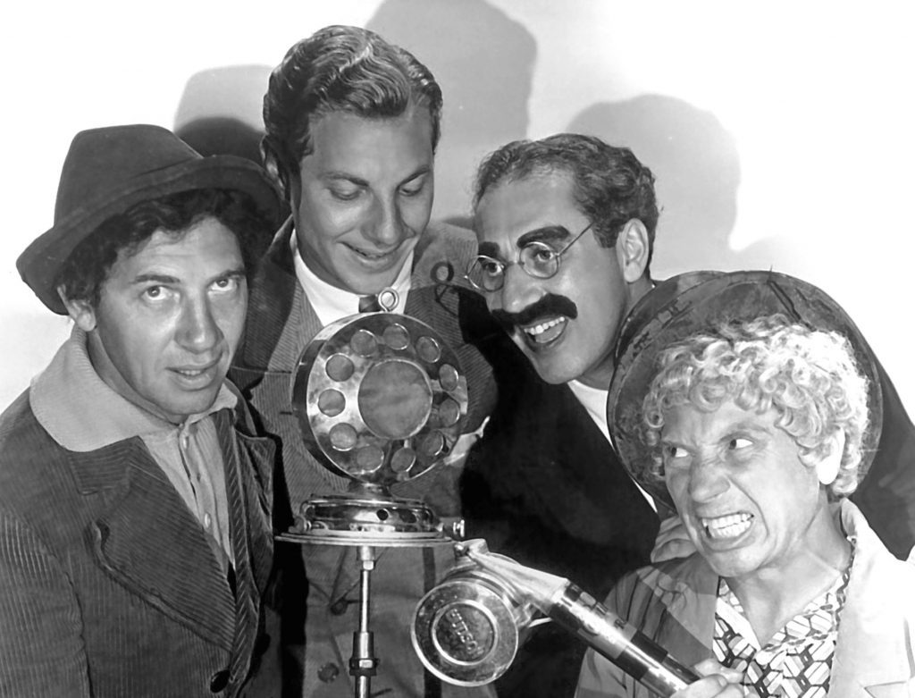 what was the first marx brothers movie