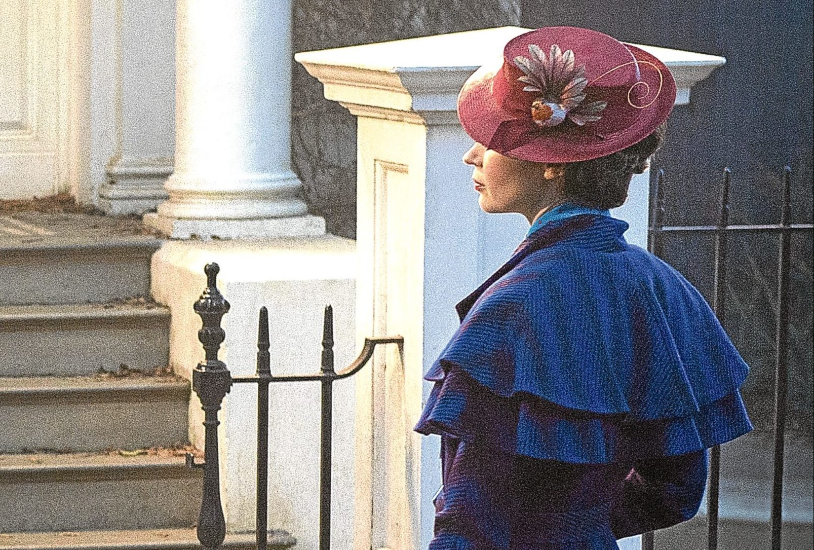 Mary Poppins Film 'MARY POPPINS RETURNS' (2018) (Allstar/WALT DISNEY PICTURES)