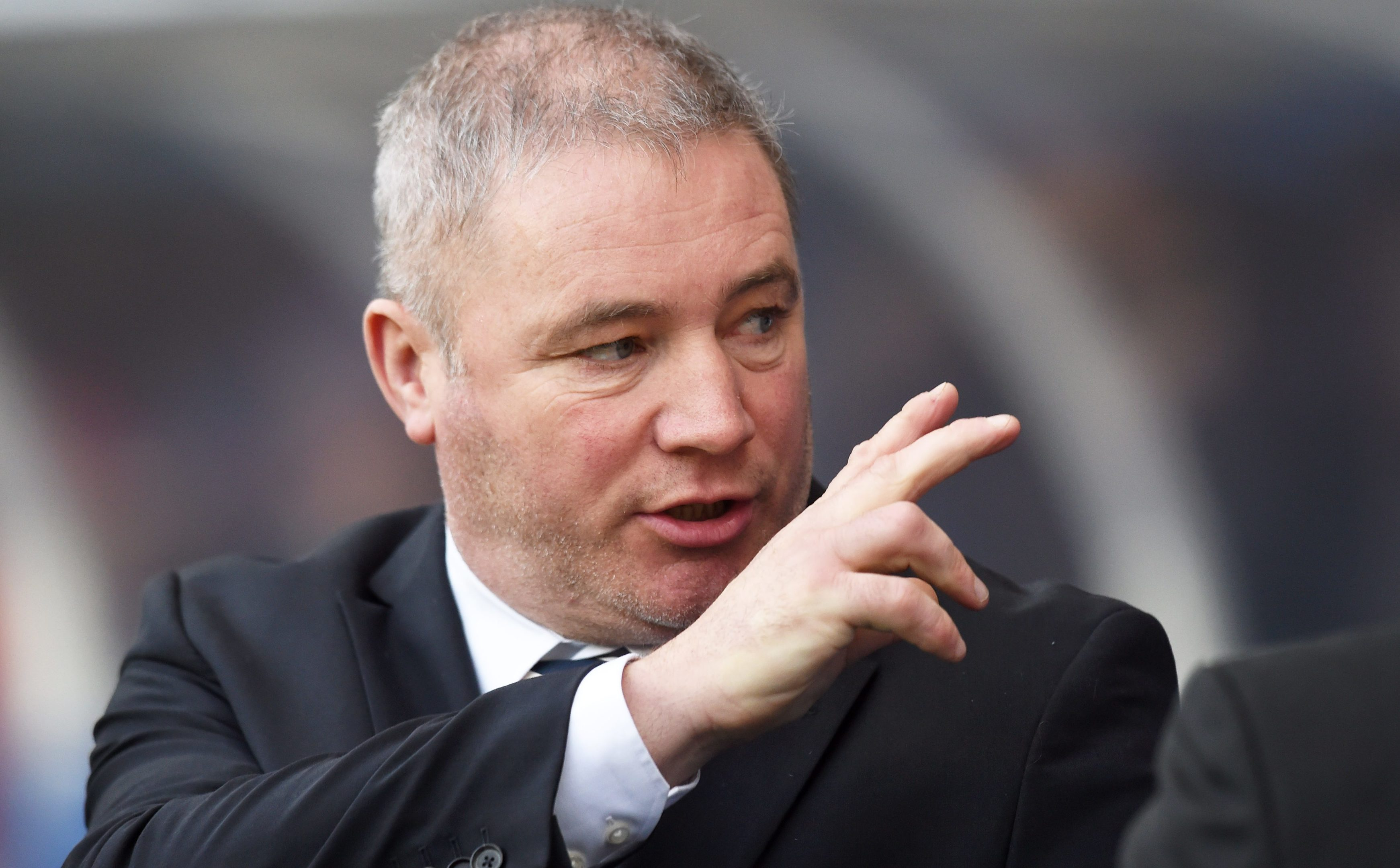 Ally McCoist (SNS Group / Craig Williamson)
