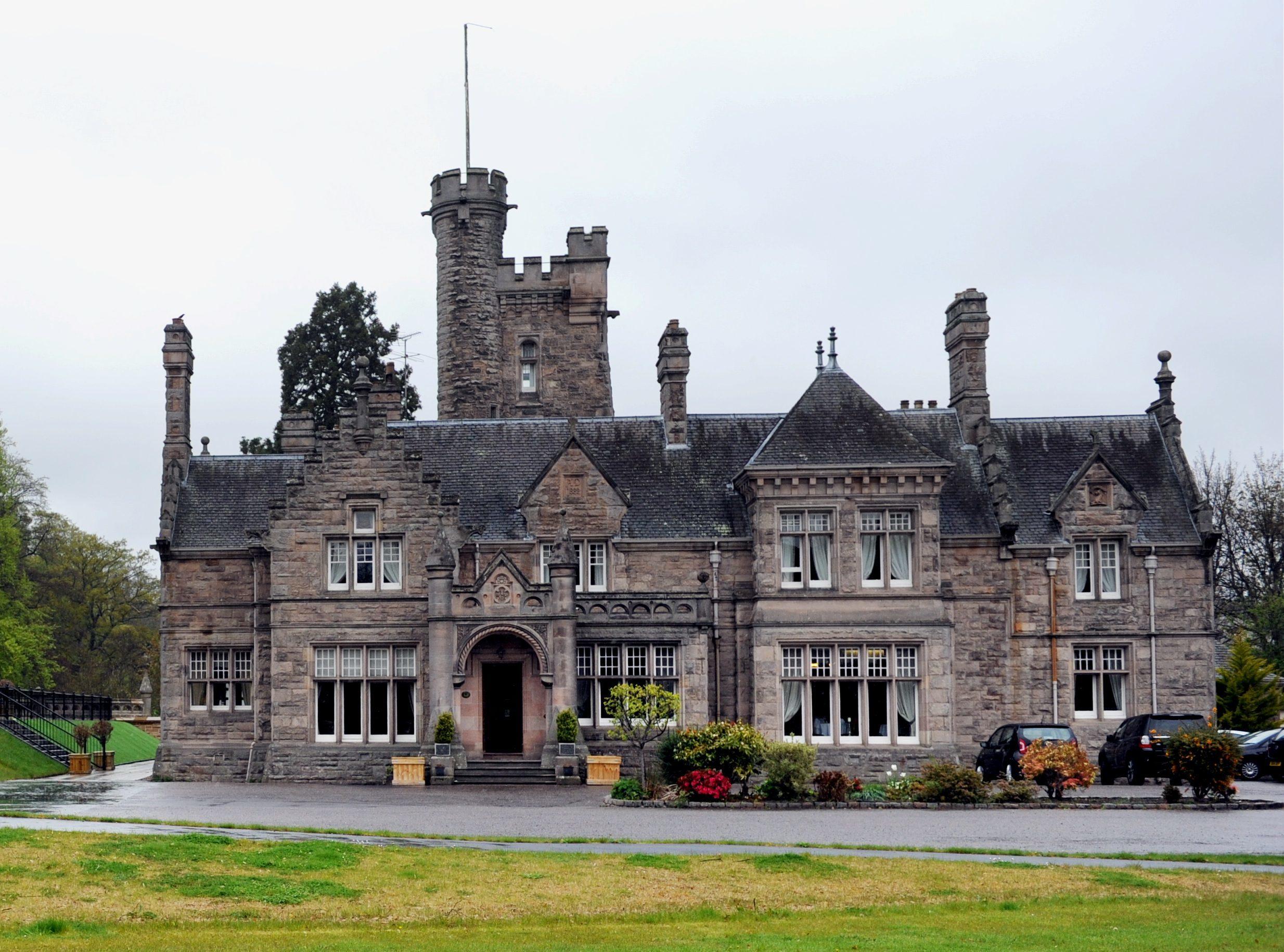 The Mansion House Hotel, Elgin. (Gordon Lennox)