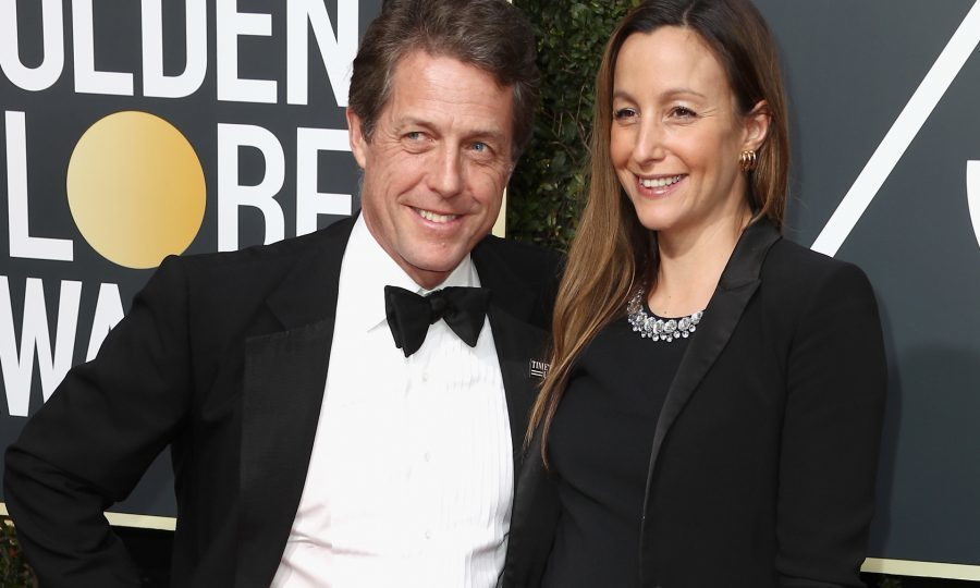 Hugh Grant to become a father for the fifth time