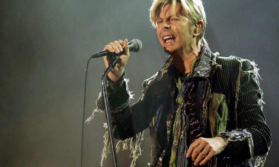David Bowie (Yui Mok/PA Wire)