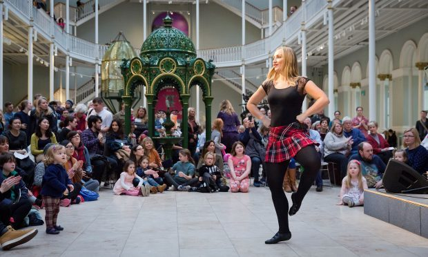 Burns Unbound at the National Museum of Scotland (Ruth Armstrong Photography)