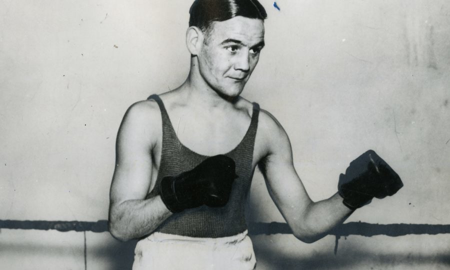 Benny Lynch was world heavyweight champion at 22, retired at 25 but would die of malnutrition by the time he was 33 (DC Thomson)