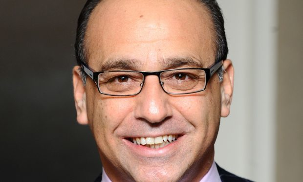 Theo Paphitis, who has launched an astonishing attack on the Government (Ian West/PA Wire)