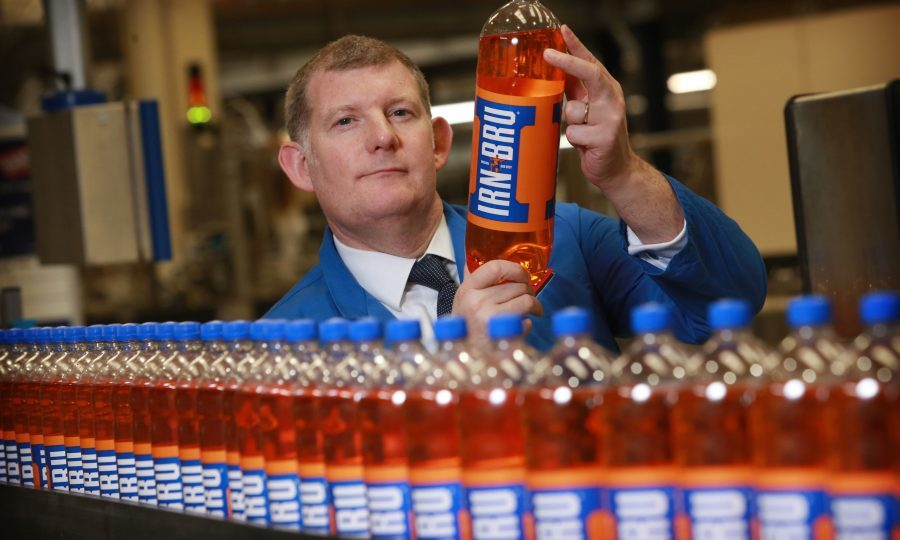 Irn Bru Devotees In Crisis Ahead Of 50% Less Sugar Recipe Change