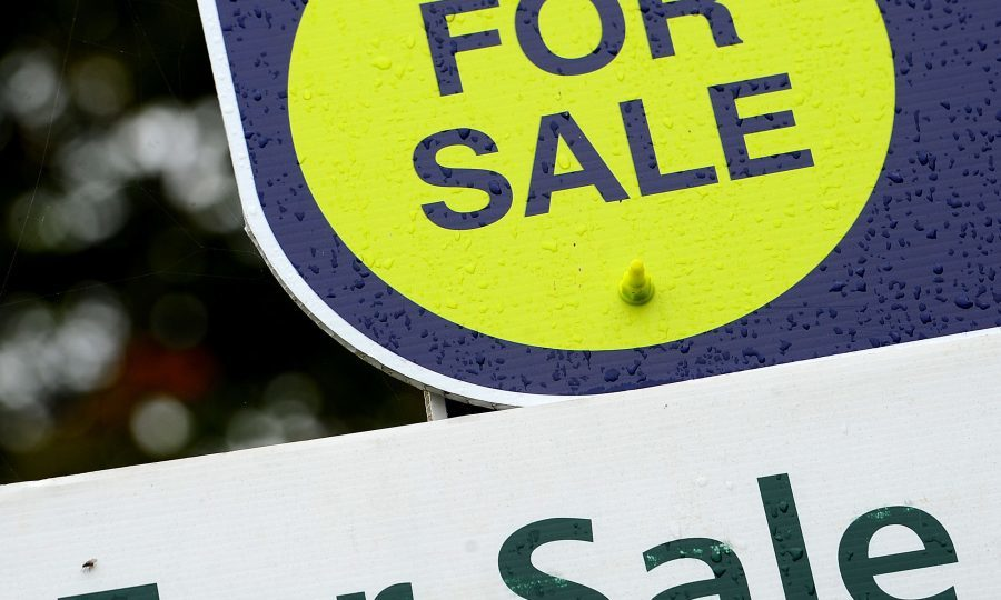 Stamp duty cut fails to boost flagging housing market