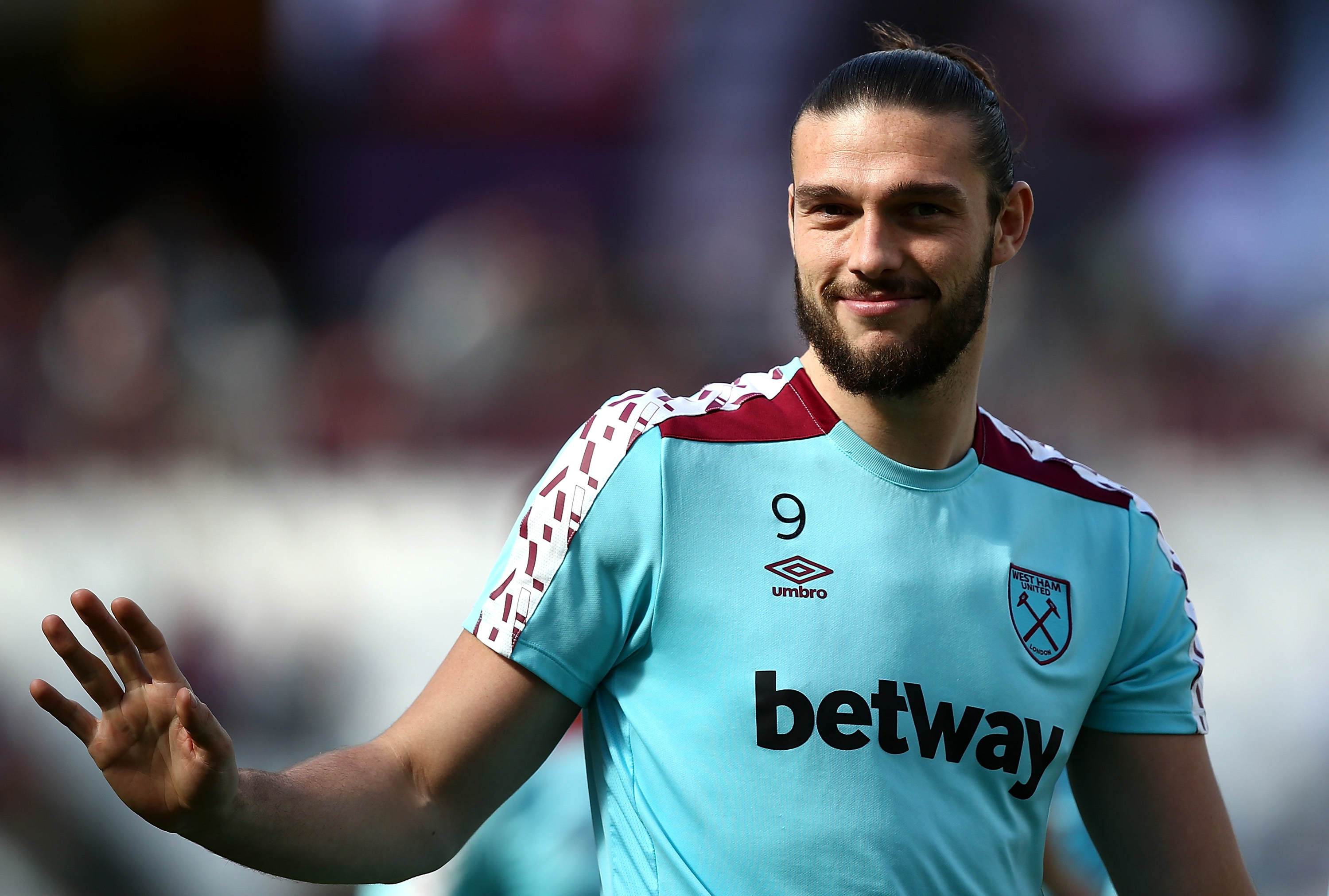 Andy Carroll (Jan Kruger/Getty Images)