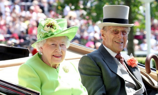 Queen Elizabeth II and Prince Philip, Duke of Edinburgh (Chris Jackson/Getty Images)