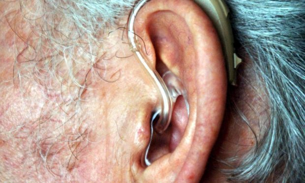 Action on Hearing Loss surveyed more than 1,000 British adults with deafness or hearing loss and found that 54% had worked for some time without disclosing their hearing loss. (Sean Dempsey/PA Wire)