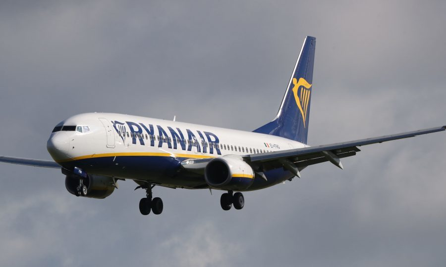 Ryanair's New Bag Policy Comes Into Effect January 15