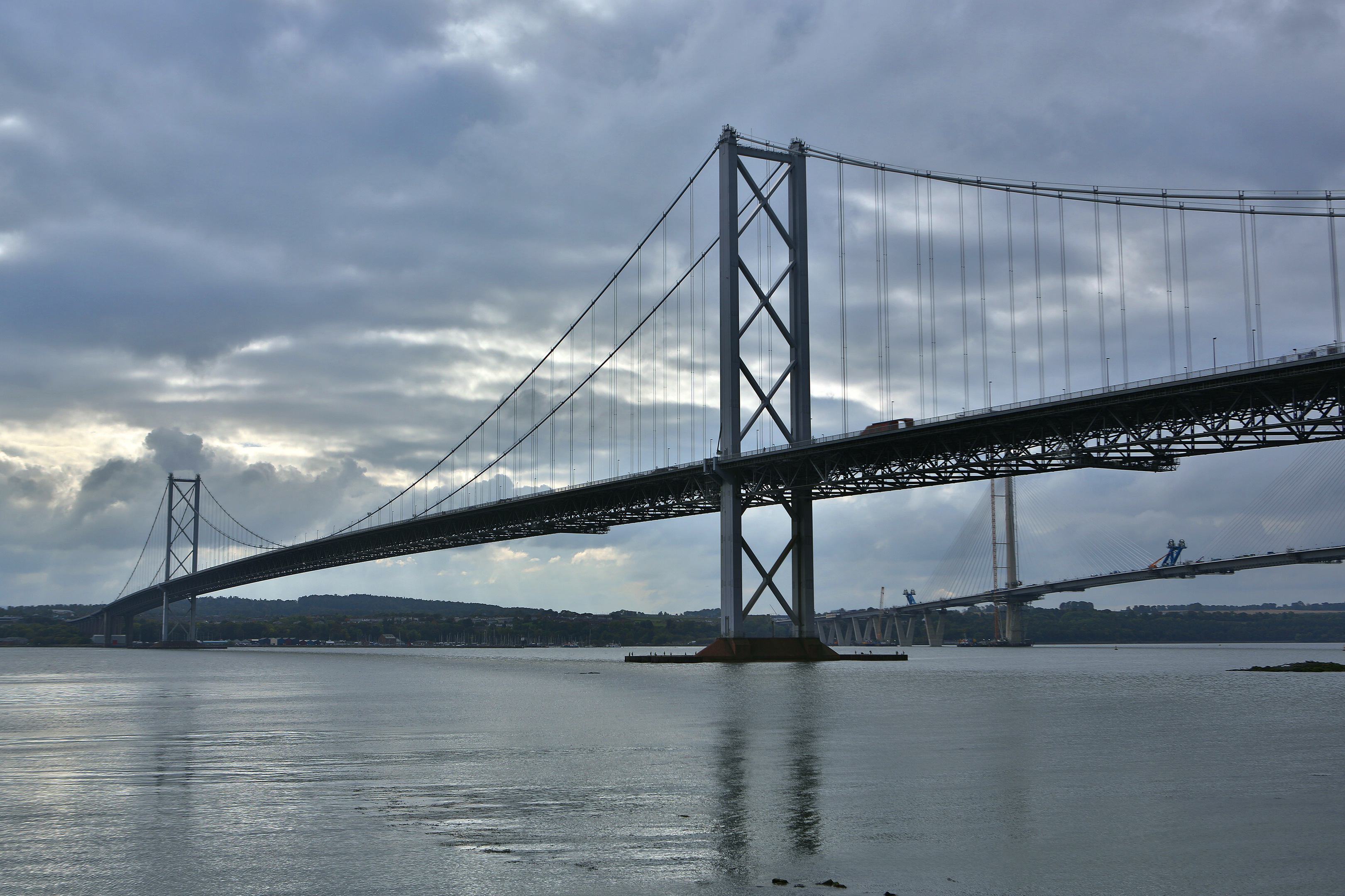 Forth Road Bridge (Kris Miller / DC Thomson)
