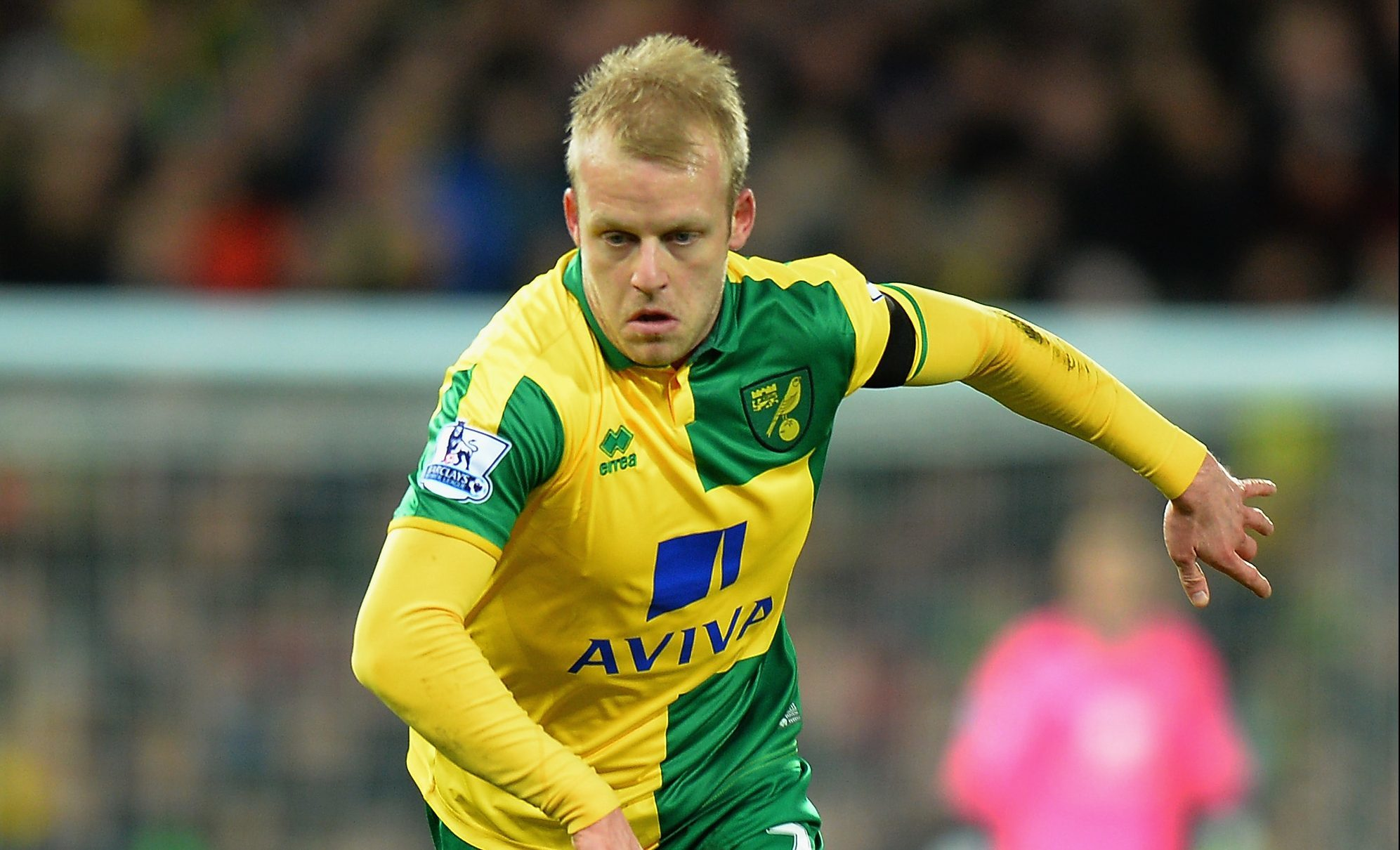 Steven Naismith in action for Norwich City (Tony Marshall/Getty Images)