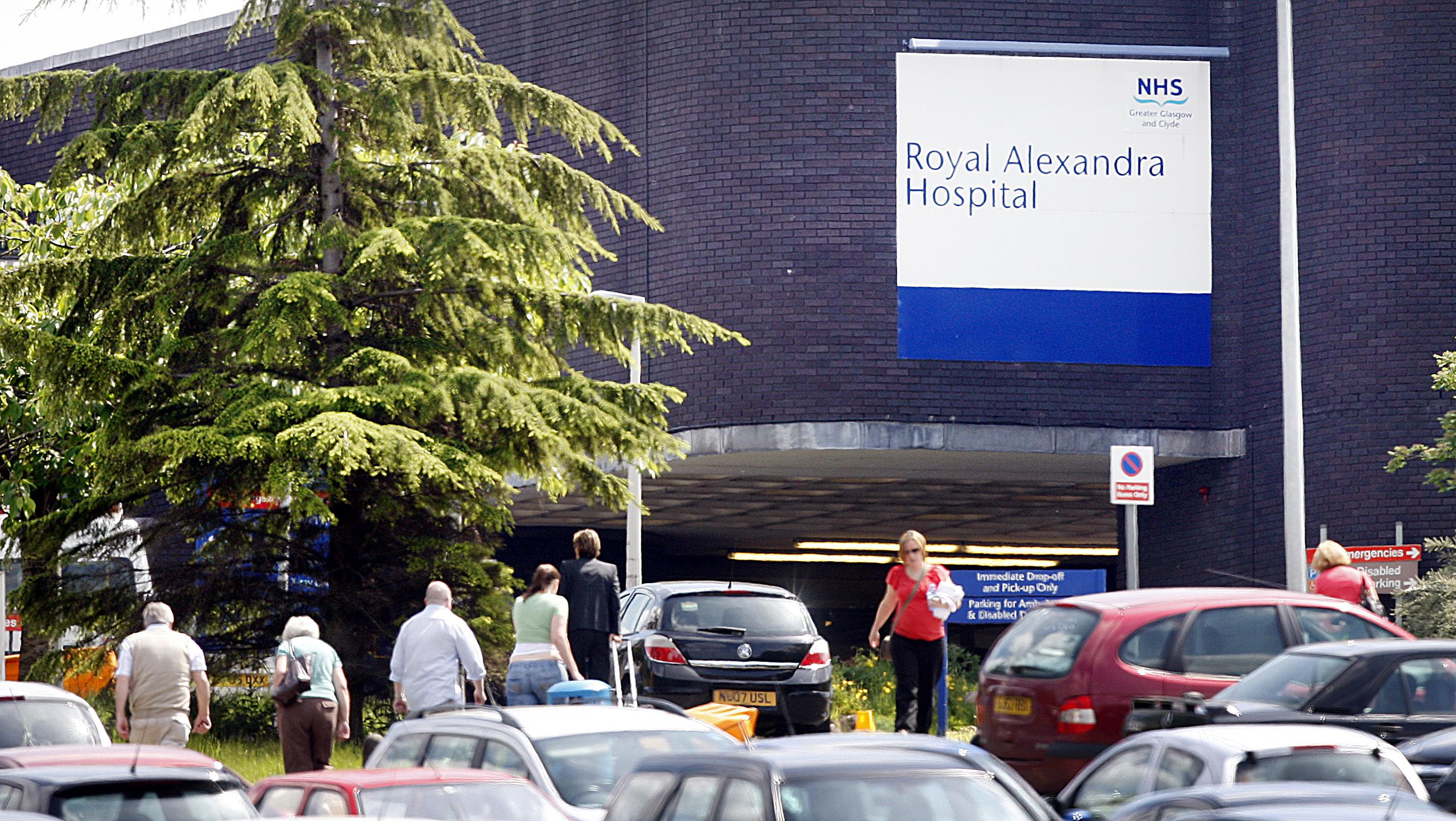Royal Alexandra Hospital (PA)