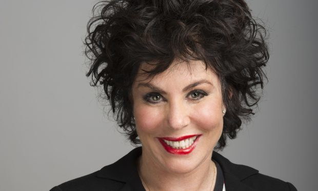 Ruby Wax (Steve Ullathorne)