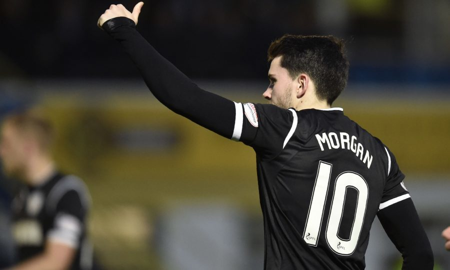 Celtic sign Lewis Morgan from St Mirren