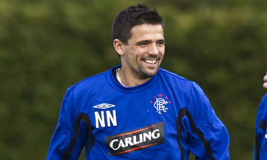 Rangers legend Nacho Novo out of intensive care after suspected heart attack