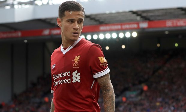 Liverpool playmaker Philippe Coutinho is to join Barcelona (Peter Byrne/PA Wire)