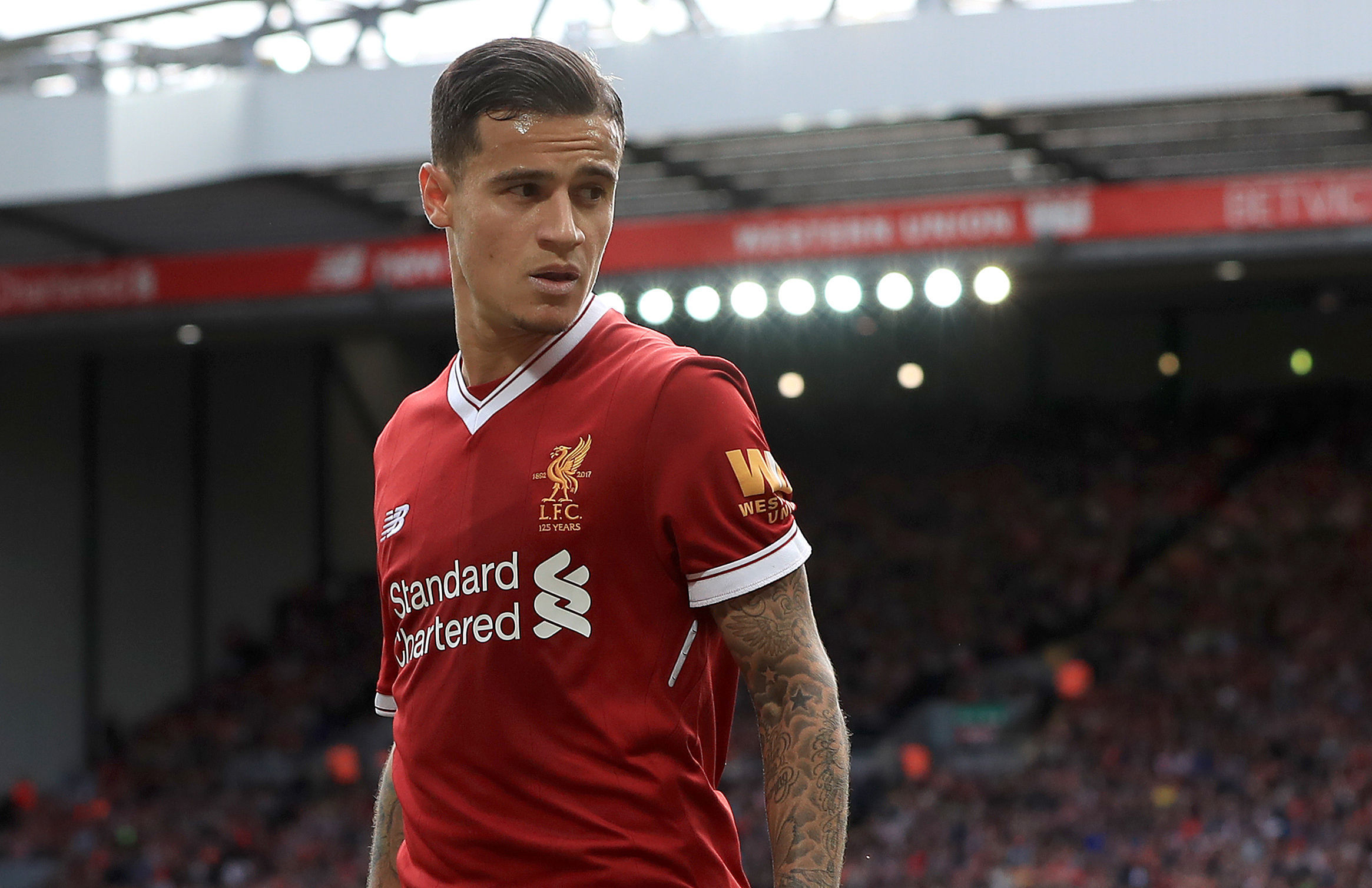 fb26a1270 Liverpool playmaker Philippe Coutinho is to join Barcelona (Peter Byrne PA  Wire)