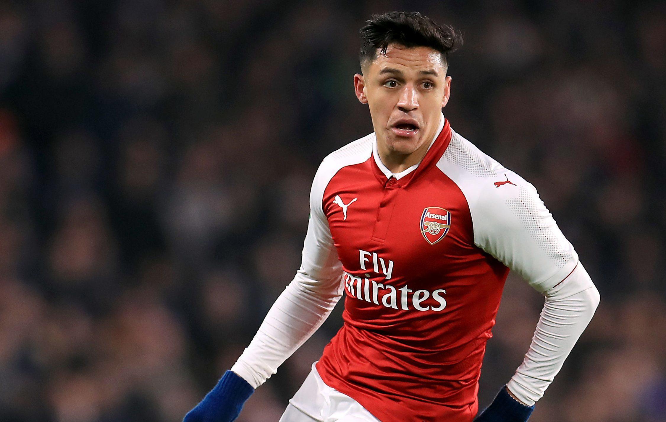 Arsenal's Alexis Sanchez (Mike Egerton/PA Wire)