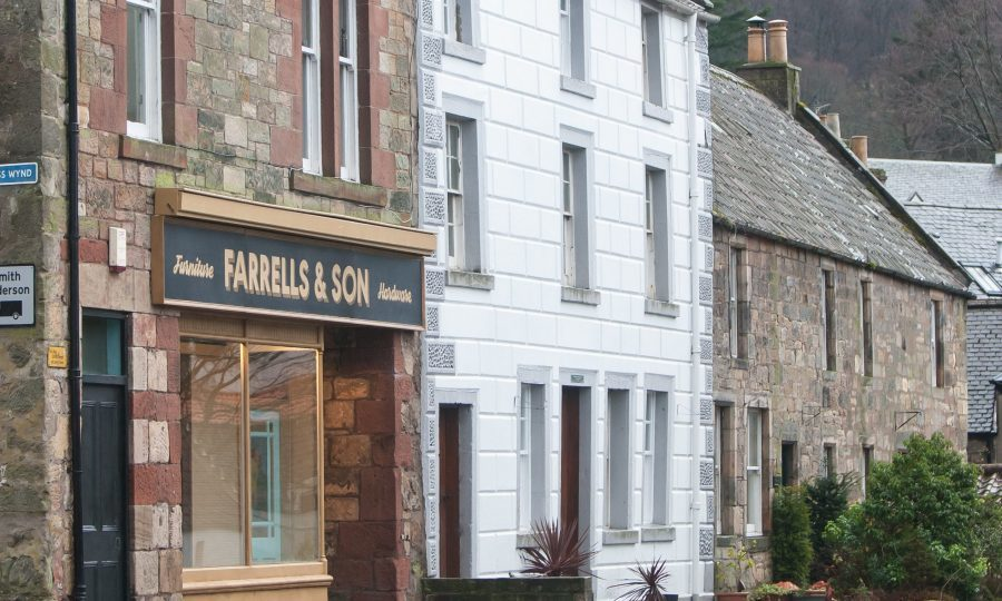 Fayre Earth shop has been restyled Farrells & Son (Tina Norris)