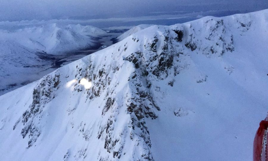 Two Rescued After Spending Night in Blizzard Conditions on Scottish Mountain
