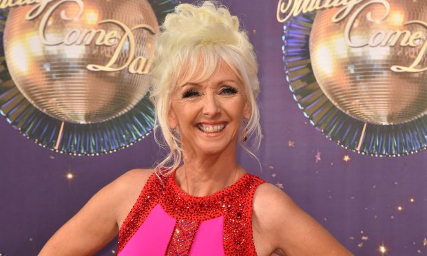 Debbie McGee is part of the Strictly Come Dancing live tour. (Matt Crossick/PA)