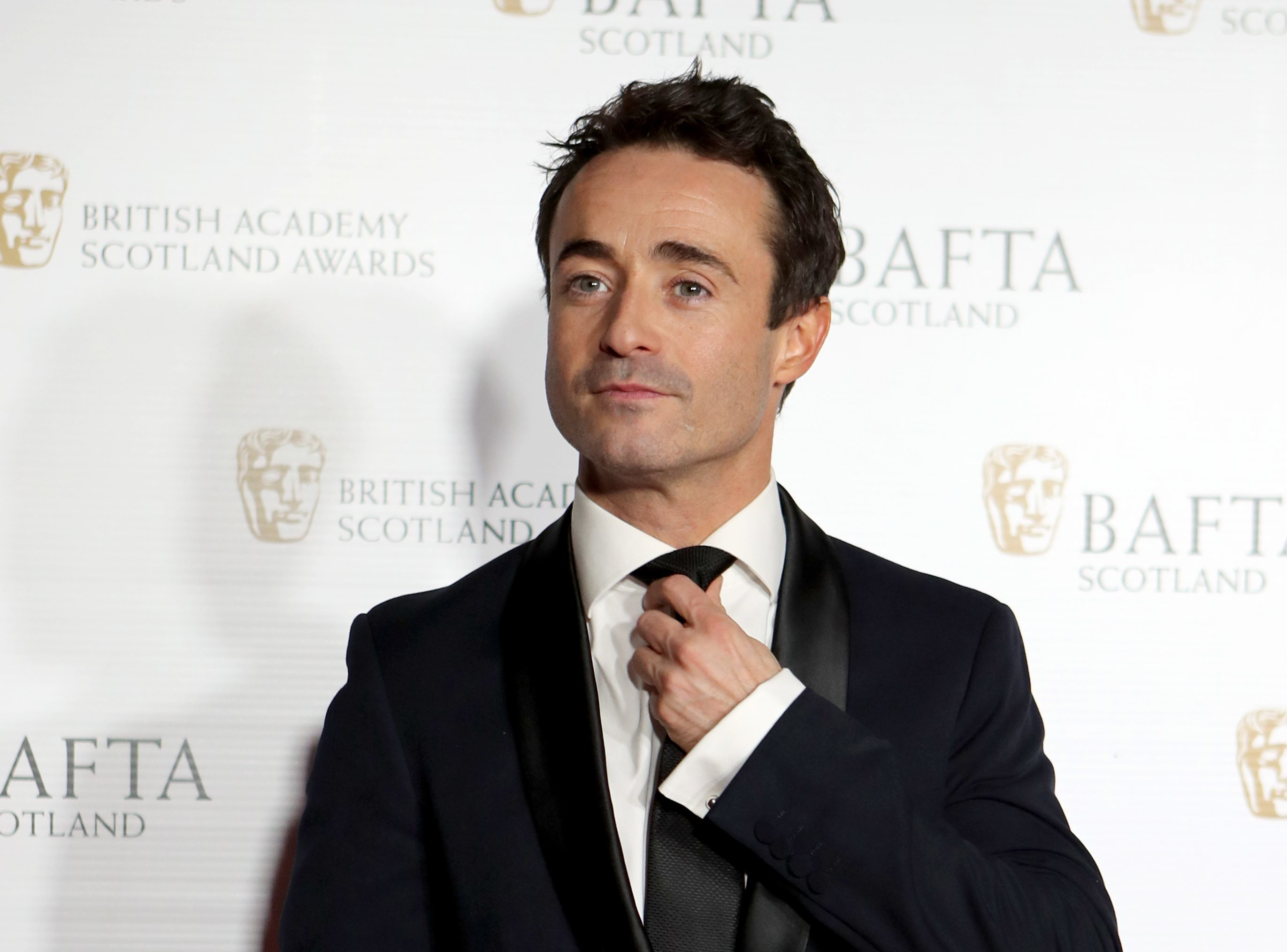 Joe McFadden (Jane Barlow/PA)
